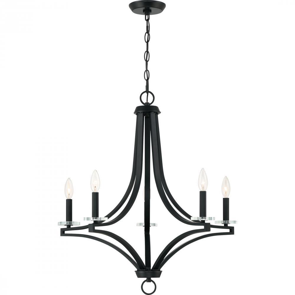 quoizel lighting tlr5005ek tailor 5 light chandelier