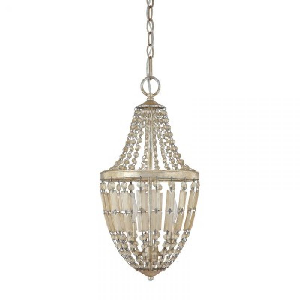 Details About Capital Lighting 9172wg Fifth Avenue 2 Light Pendant Winter Gold