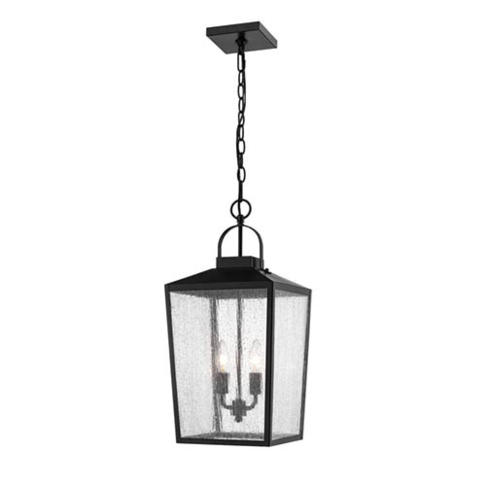 Millennium 2655-PBK Outdoor Hanging Lantern