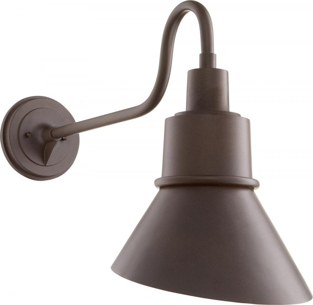 Details About Quorum Lighting 731 86 Torrey Outdoor Wall Light Oiled Bronze